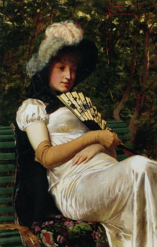 Художник Charles Joseph Frederick Soulacroix (1825- 1897) (31 работ)
