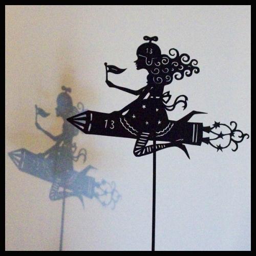 Творчество Изабеллы - Теневой театр (150 работ)