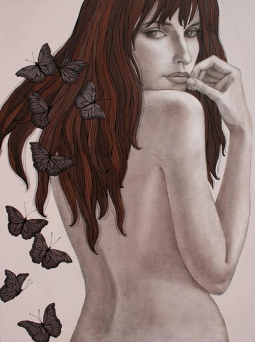 Artworks by Olga Gouskova (87 работ)