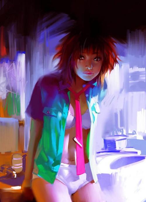 Artworks by BENJAMIN (29 работ)