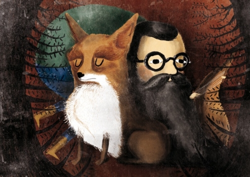 Whimsical Illustrations by Sergio Membrillas (25 работ)