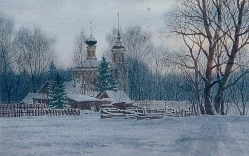 Живопись Карпова Константина Владимировича (40 работ)