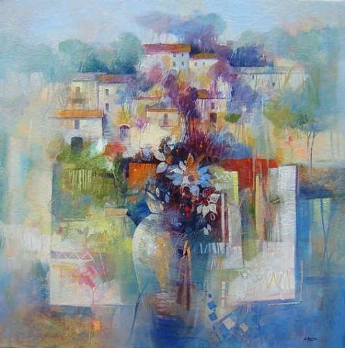 Итальянский художник Claudio Perina (21 работ)