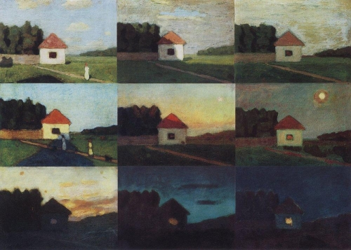 Русский художник Крымов Николай Петрович (1884-1958) (159 работ)