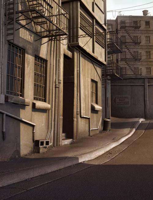 Работы художника Stefan Morrell (36 работ)