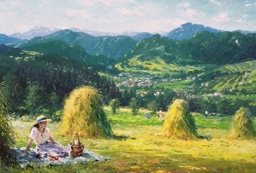 Солнечные сюжеты Barbara Jaskiewcz-Socewcz (91 работ)