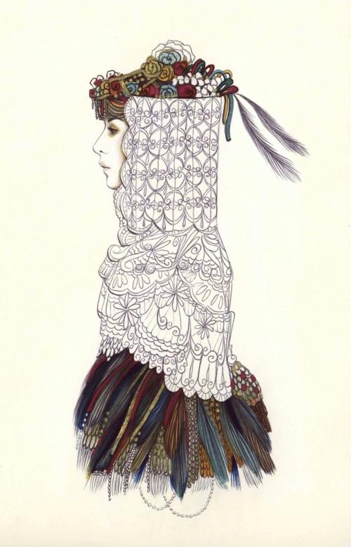 Illustrations by Camila do Rosario (9 работ)
