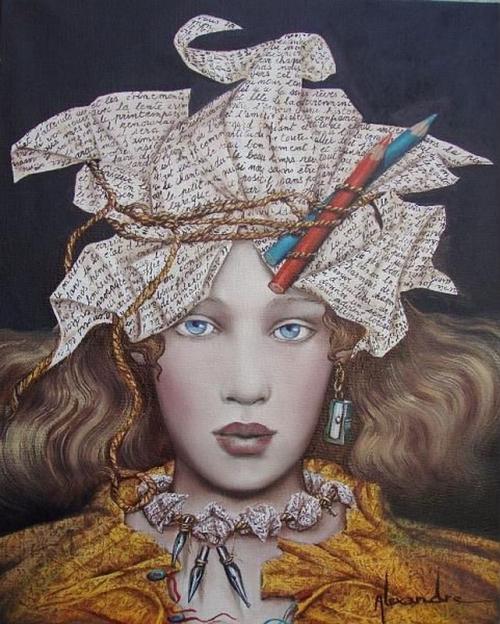 Artworks by Catherine Alexandre (78 работ)