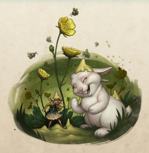 Иллюстратор David Emery (28 работ)