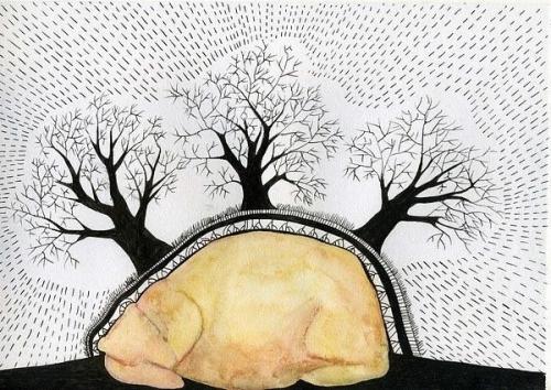 Иллюстрации художницы Марыси Рудской (18 работ)