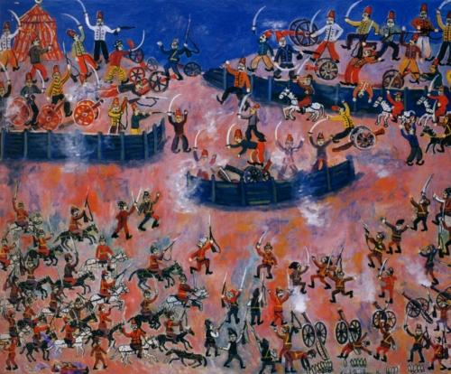 Наивное искусство | XIX-XXe | Naive Art (167 работ)
