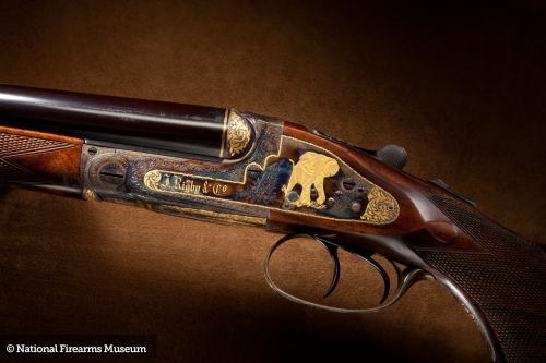 Оружие National Firearms Museum. Часть 4 (50 фото)