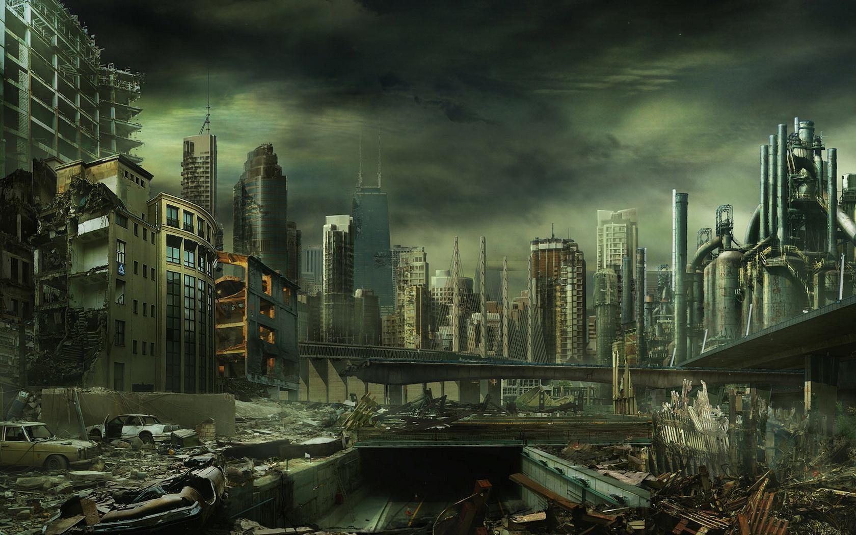 Картинки аниме апокалипсиса