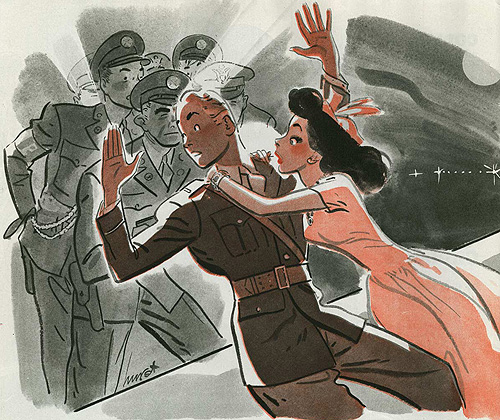 Художник-иллюстратор Earl Oliver Hurst (50 работ)