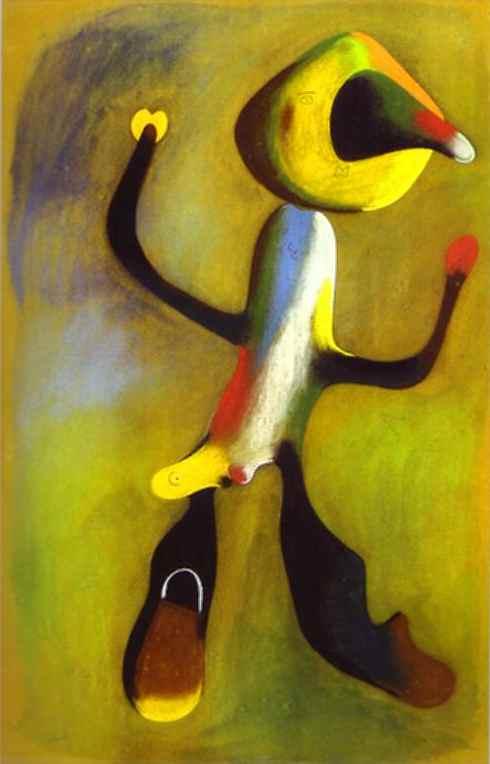 Художник Хуан Миро (42 работ)