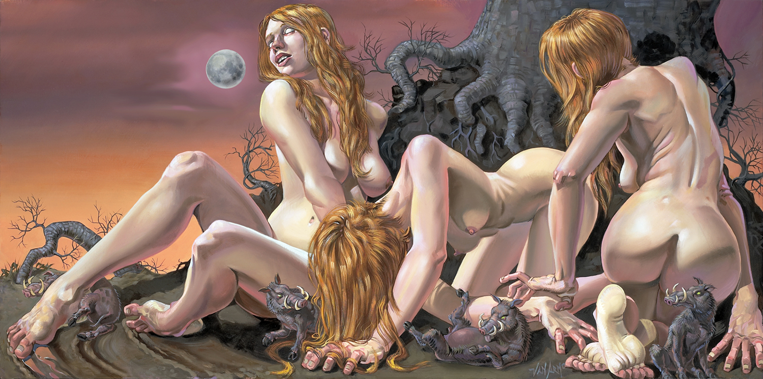Mythical fantasy porn xxx galleries