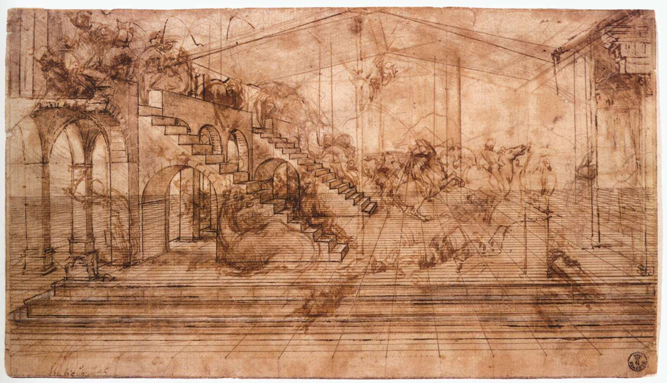 the life and times of italian architect vinci tuscany