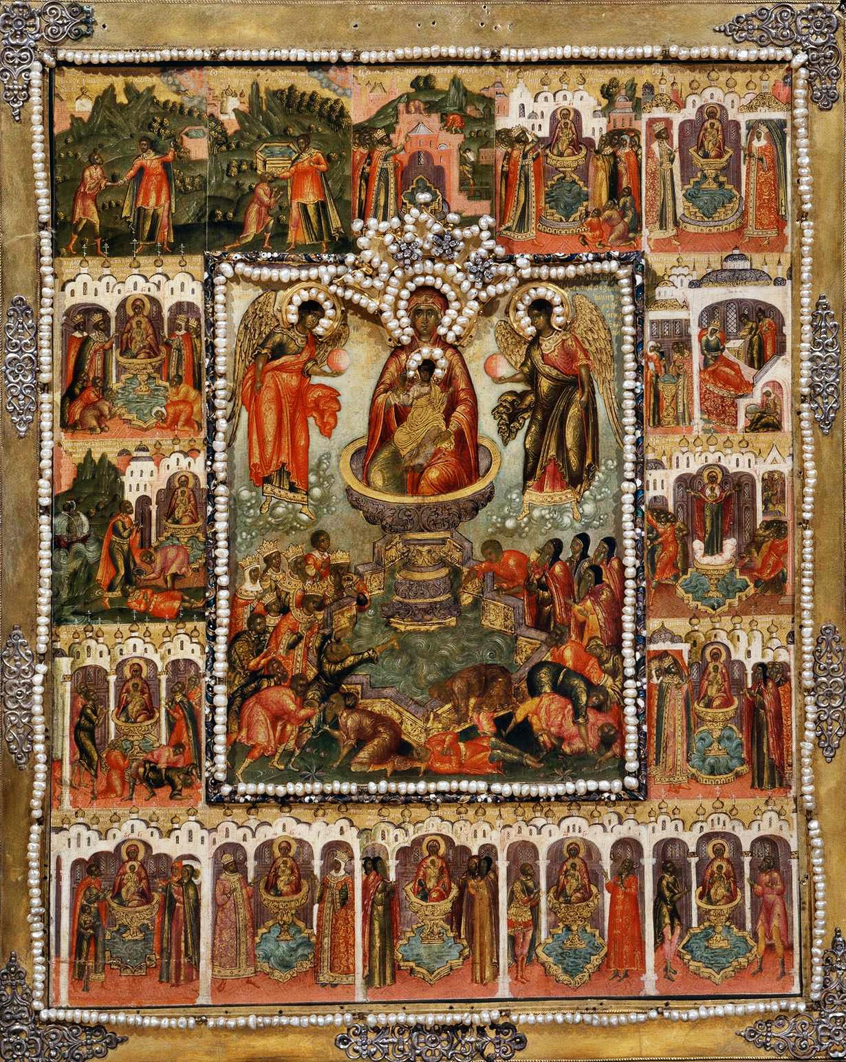 древнерусские иконы: