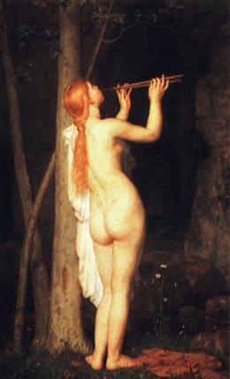 Gleyre Marc Charles Gabriel (Чарльз Глэйр) (1806–1874) (23 работ)