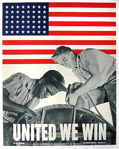 world war ii and united states