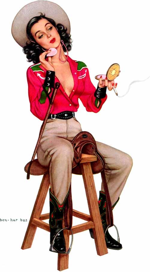Мексиканский художник Ben-Hur Baz (40 работ)