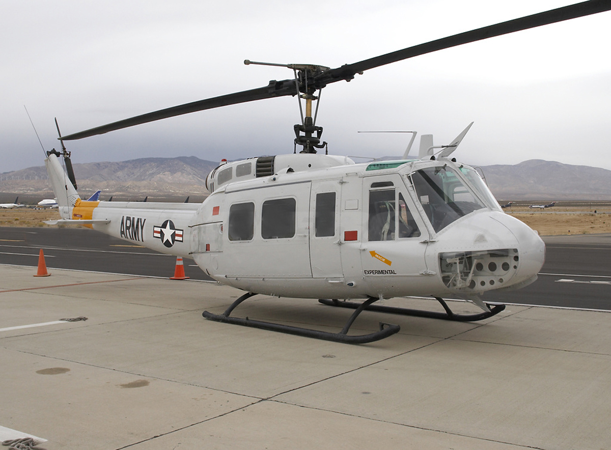 Фотография американского вертолета ханкук