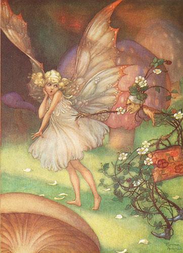 Художник-иллюстратор Florence Mary Anderson  (50 работ)