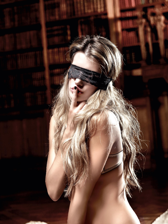 кружевная повязка на глаза эротическое белье