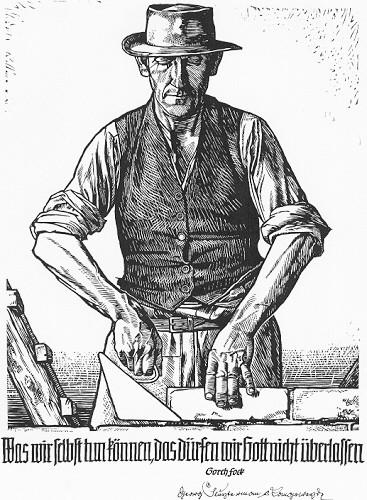 Иллюстрации Георг Слайтерман фон Лангевейде (46 работ)