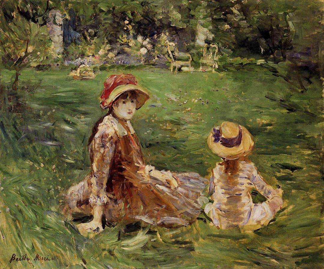 Berthe morisot in the