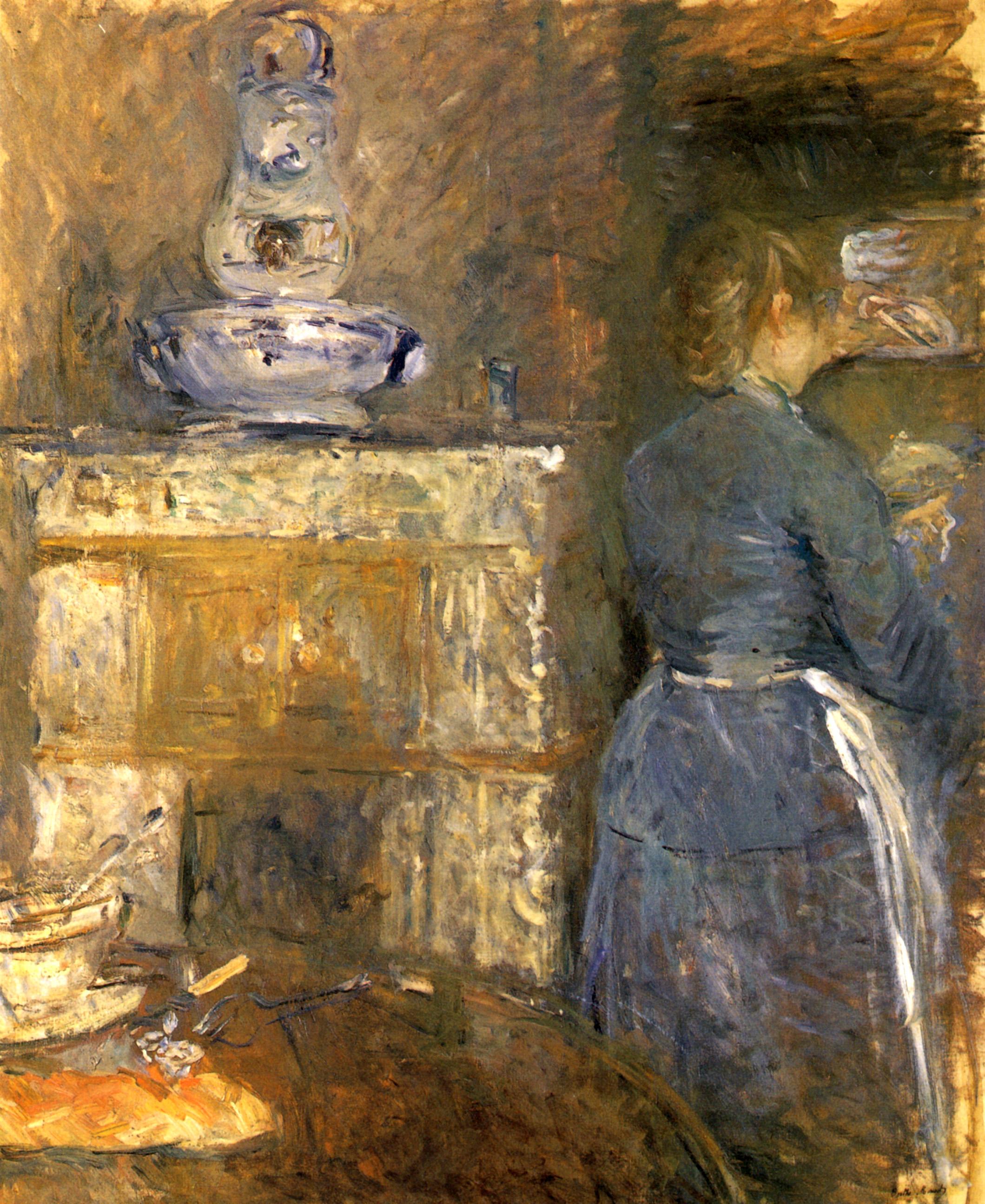 Amazoncom Berthe Morisot Hide and Seek  161 x 201