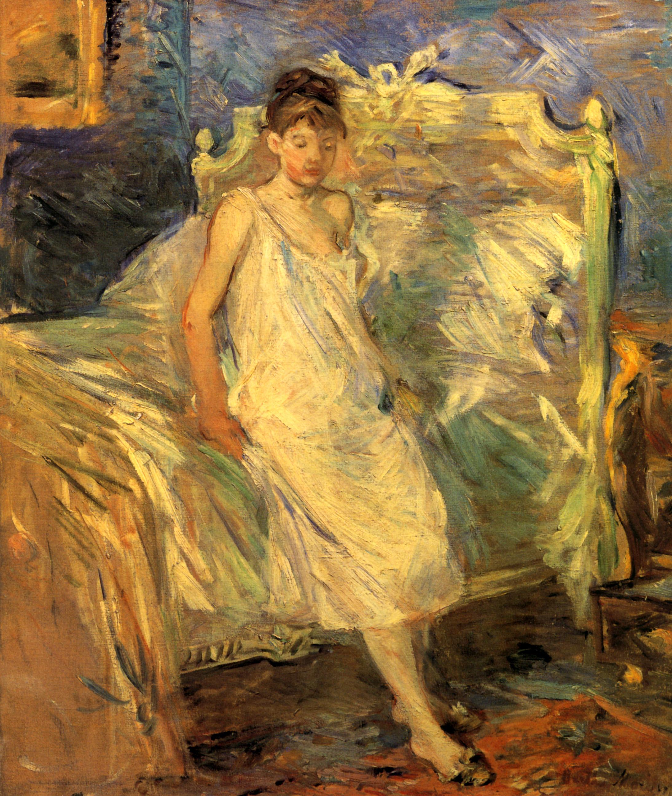 30 Beautiful Paintings by Berthe Morisot  5Minute History