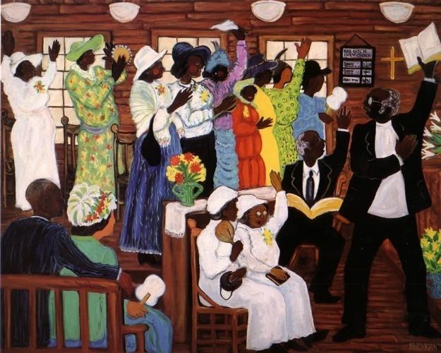 African American Art Wallpaper Африка в живописи