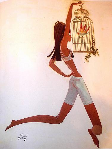 Французский художник Edmond Kiraz (83 работ)