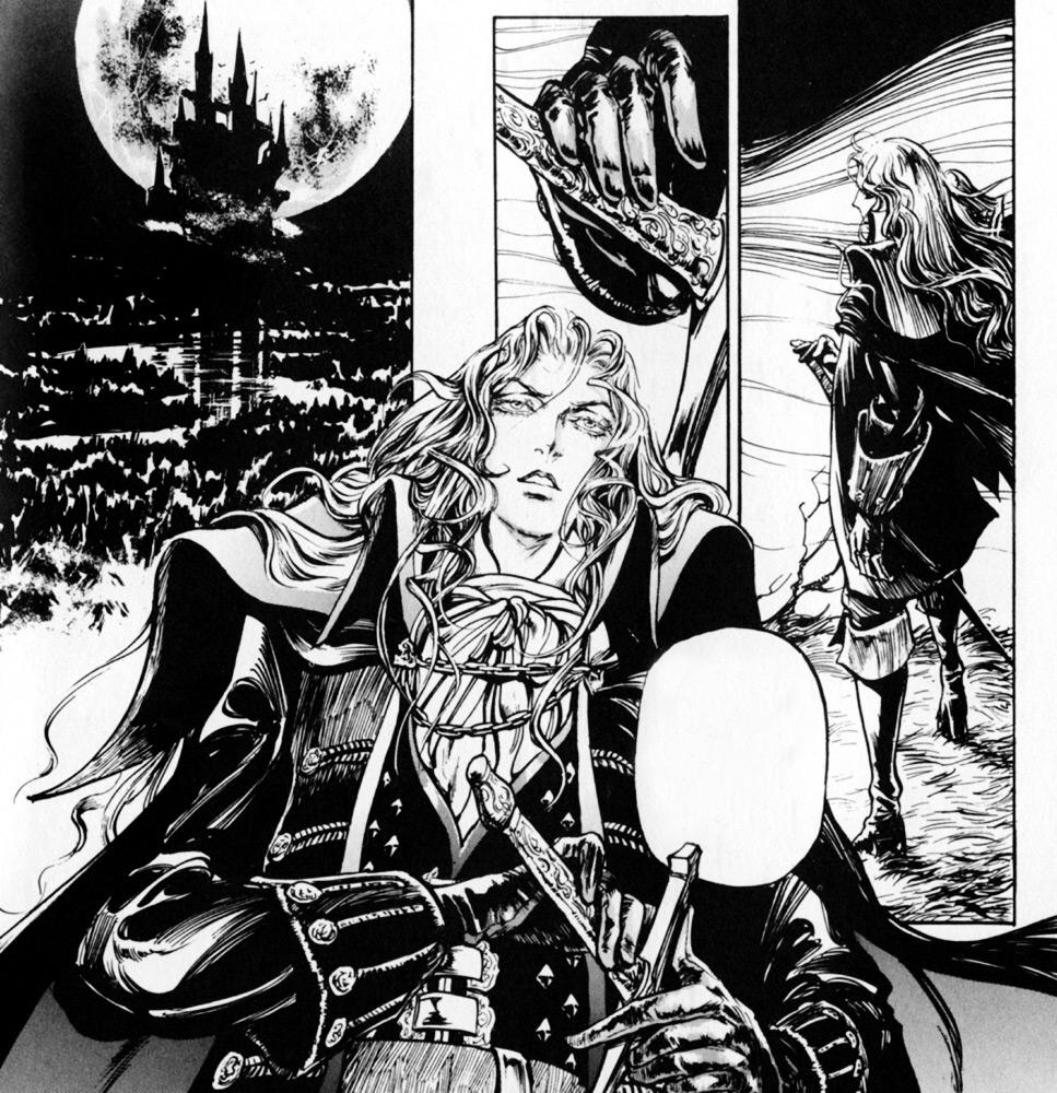 Castlevania sex galleries sexual comics