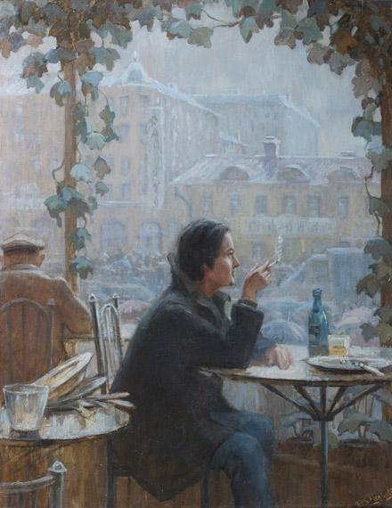 Художник-монументалист Евгений Евгеньевич Щеглов (86 работ)