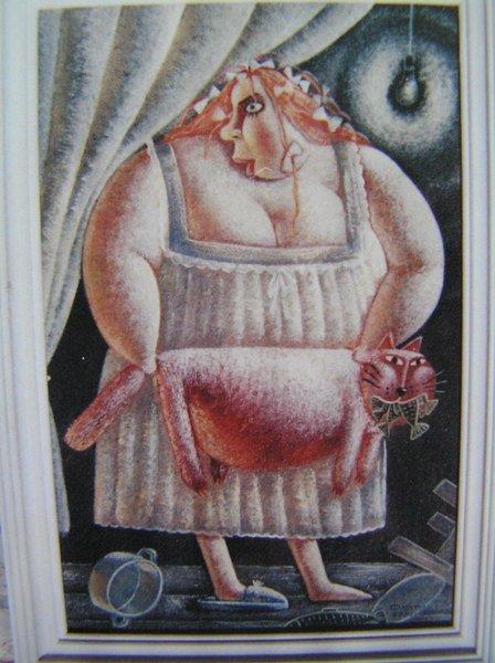 Художник Маруся Горкина (Диана Ван Ходло) (64 работ)