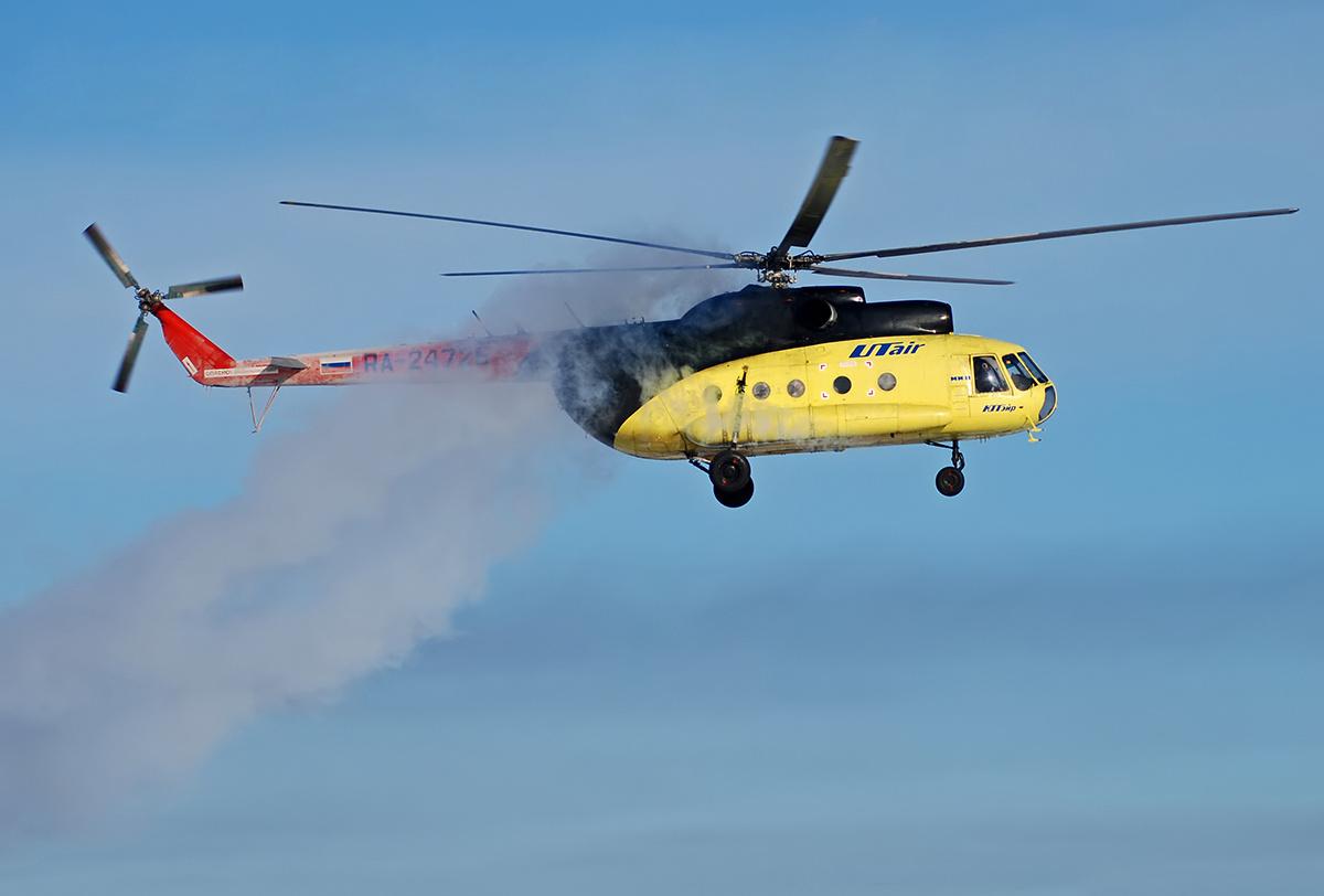 фото украинские вертолеты гражданской авиации прекрасных динамических показателей