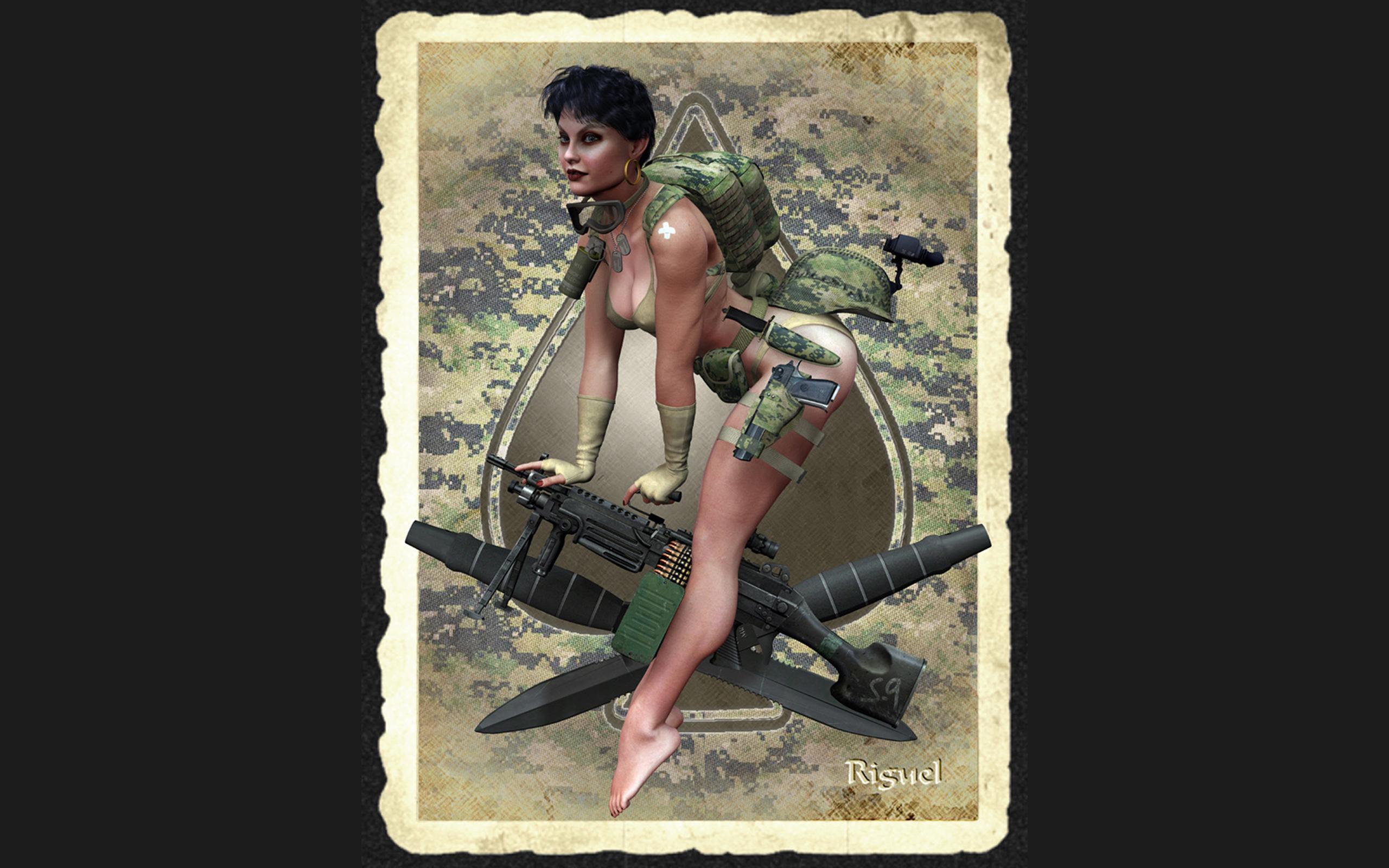 Военная Эротика В 3d