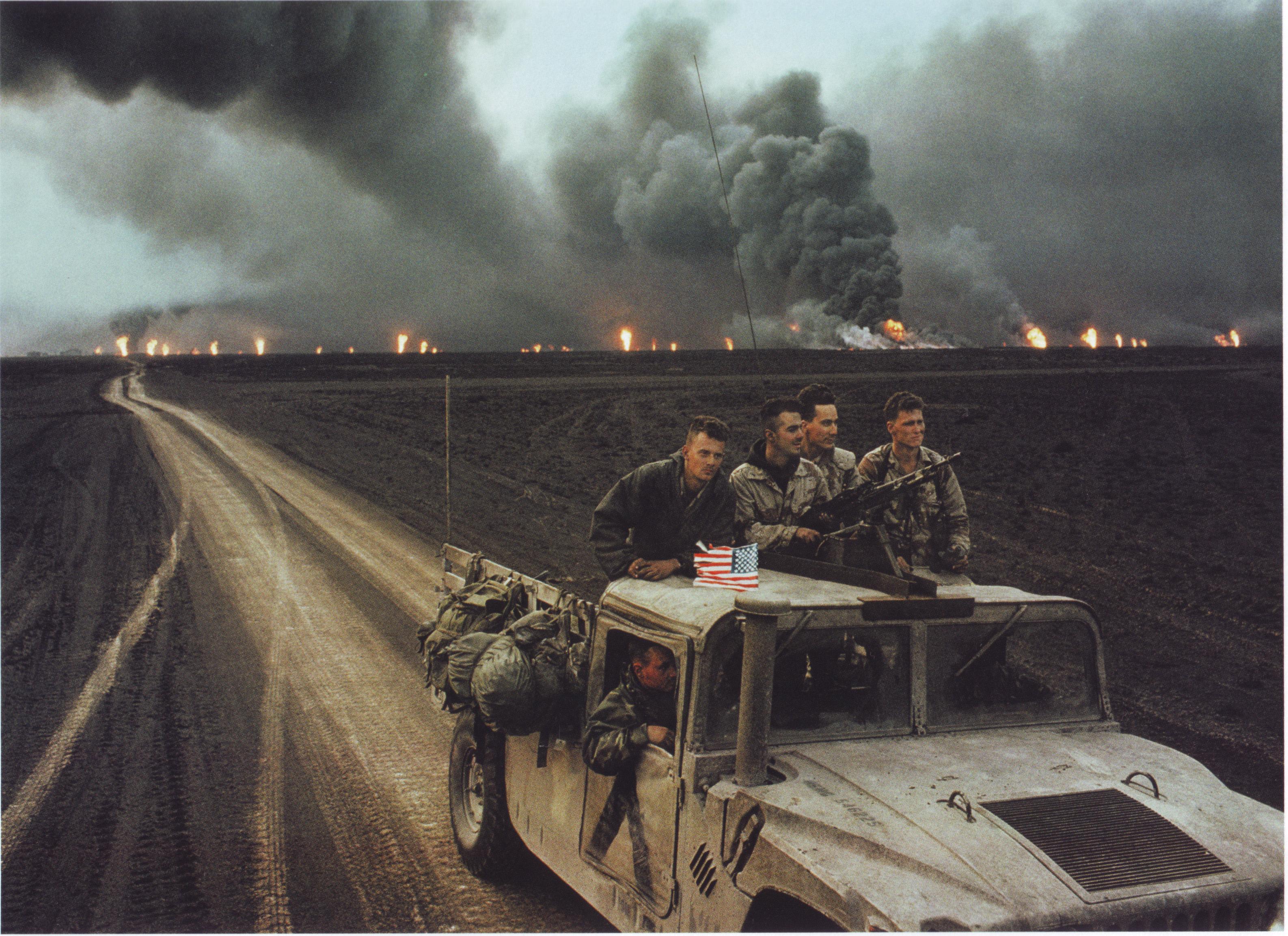 essay vietnam war vs iraq war