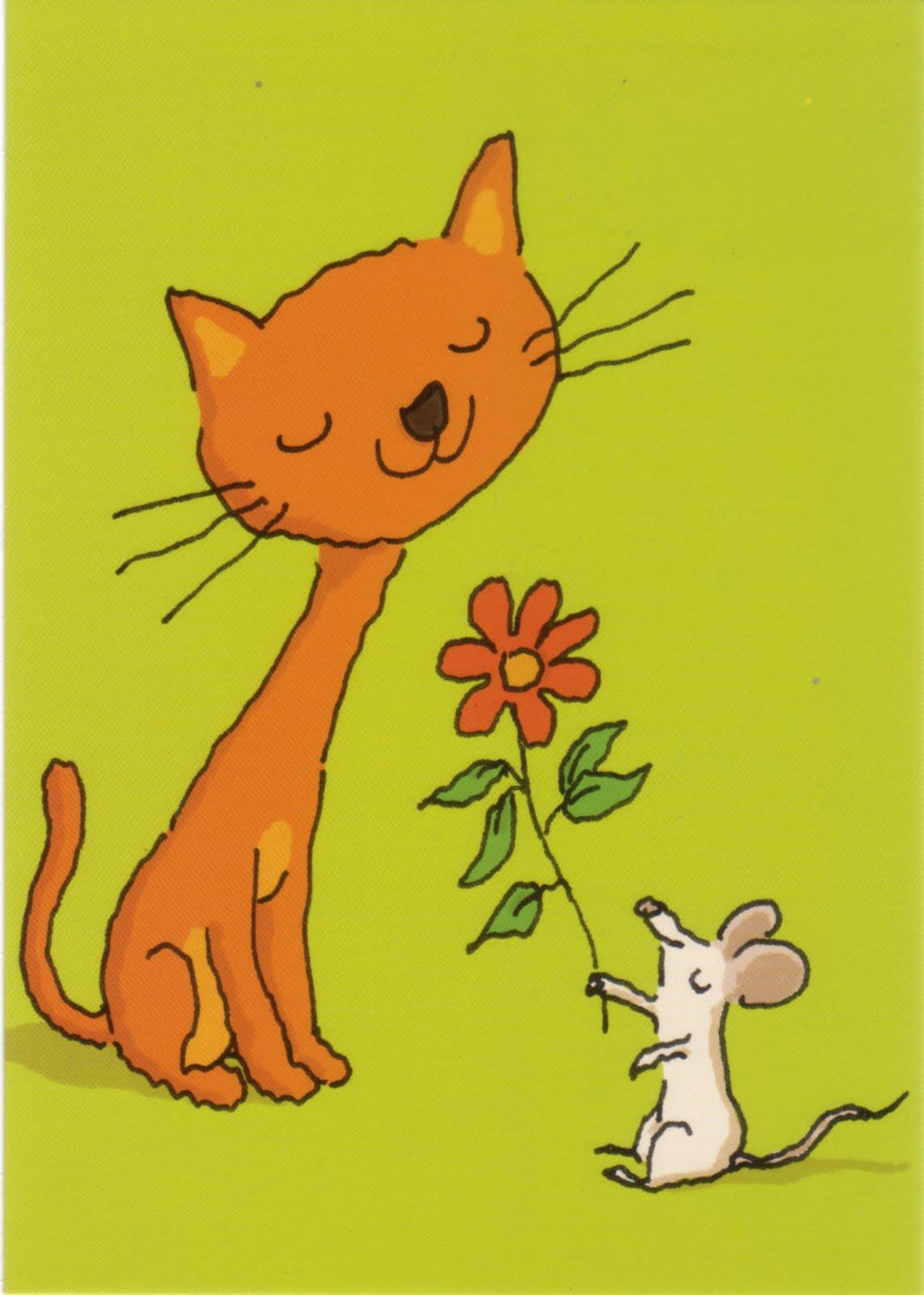 Как нарисовать открытку для своего друга или подруги