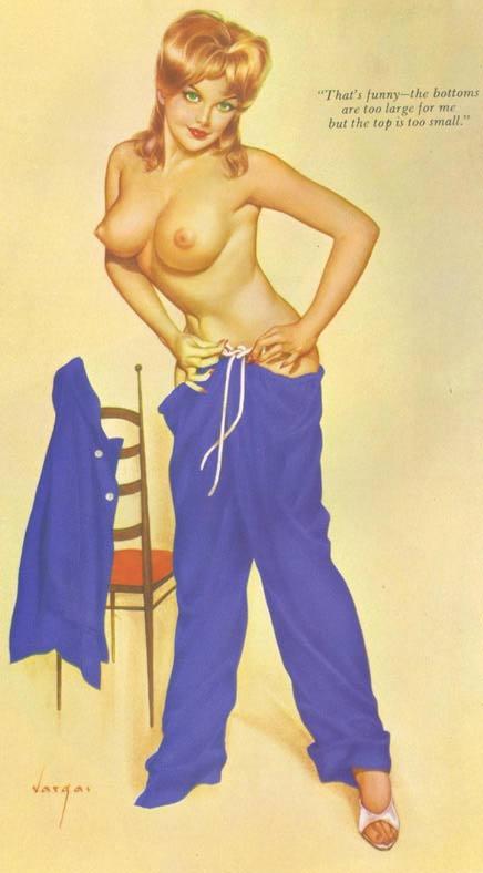 Работы Alberto Vargas (492 работ)