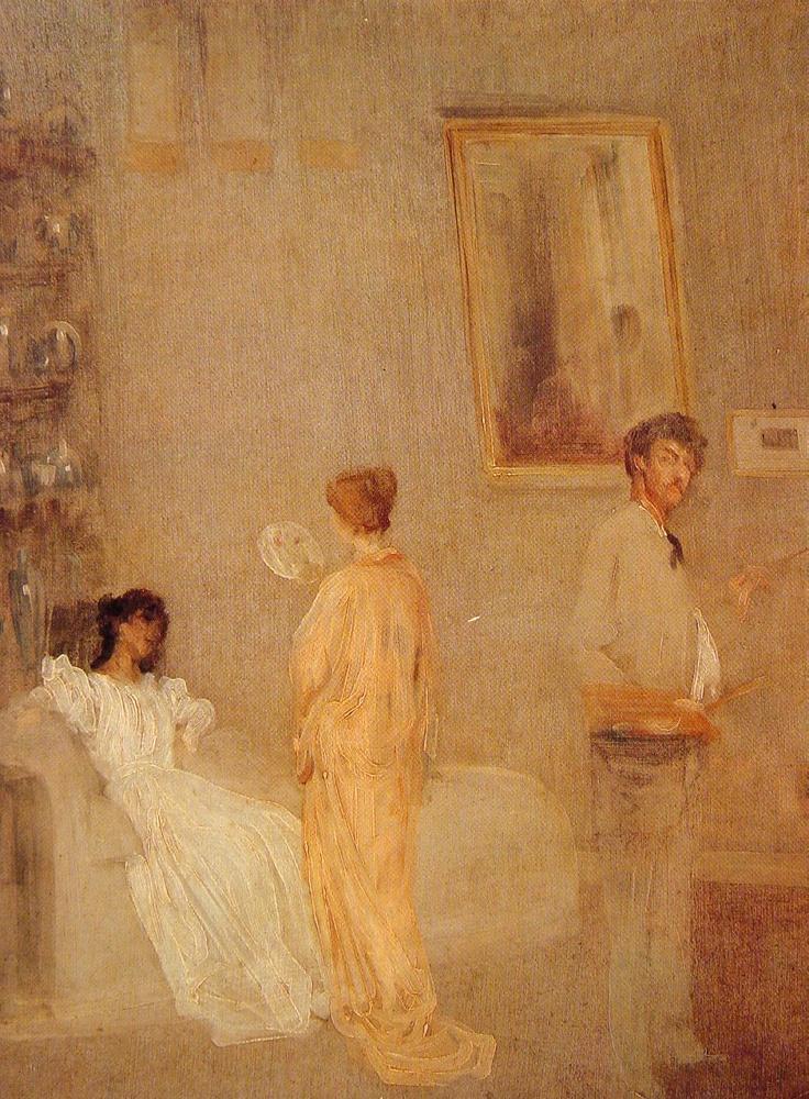 whistler paintings