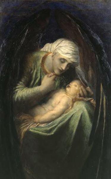 Художник George Frederick Watts (1817-1904) (95 работ)