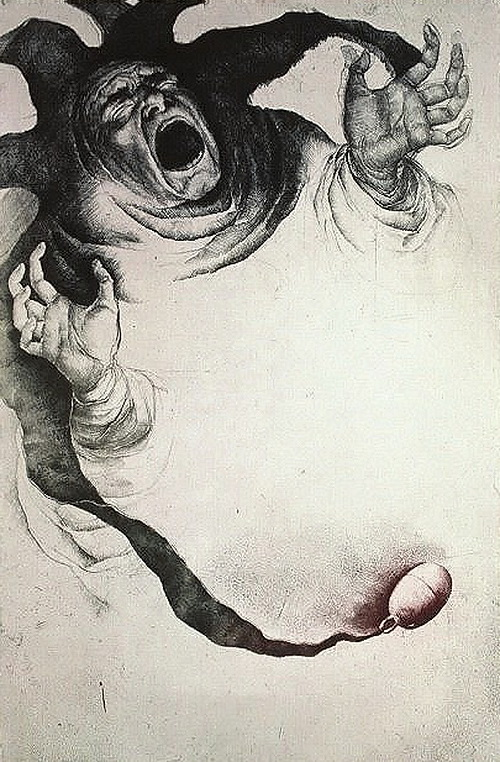 Графика Марины Рихтеровой (56 работ)