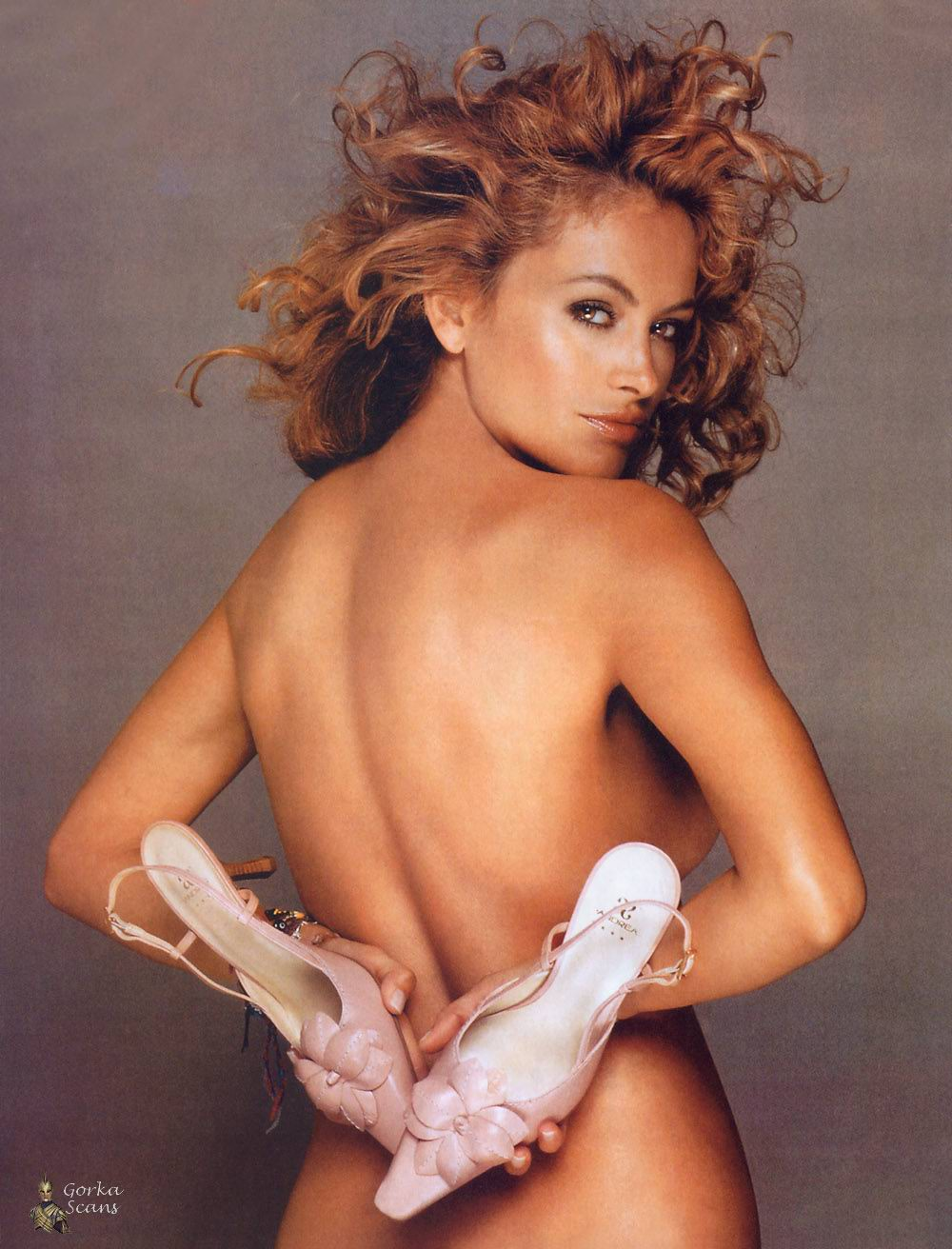 Paulina rubio nude, naked