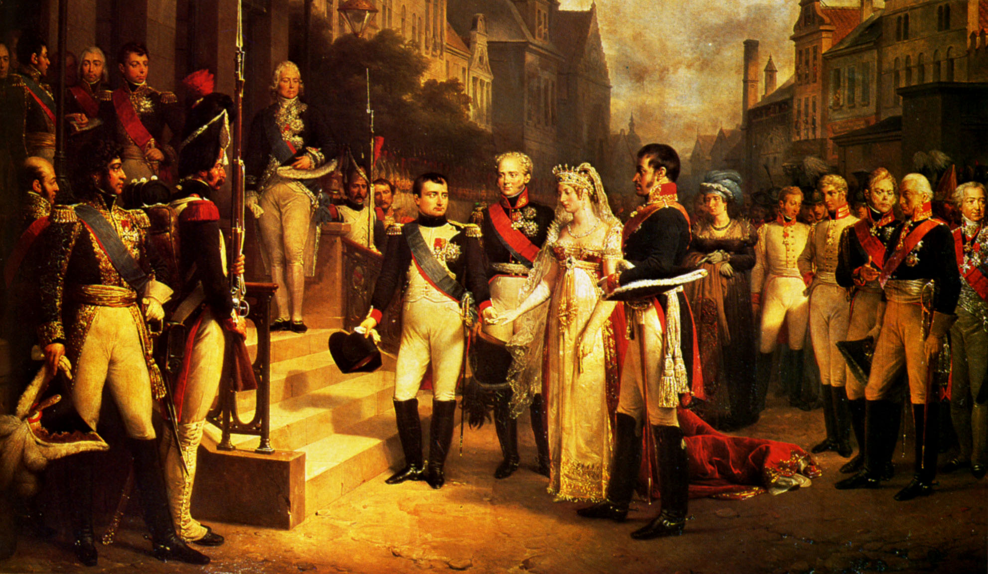 the significance of napoleon bonaparte in the history of france and europe Napoleon crossing the alps is also is the title given to the five versions of oil on canvas equestrian portrait of napoleon bonaparte painted by the french artist jacques-louis david between 1801 and 1805.