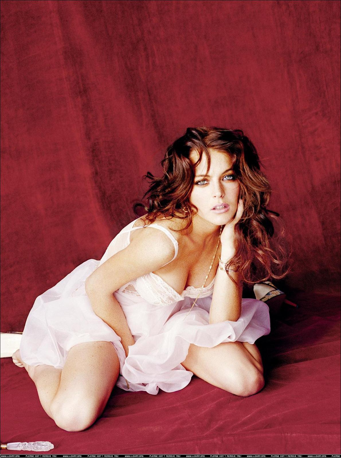 Lindsay lohan fotos prohibidas 17