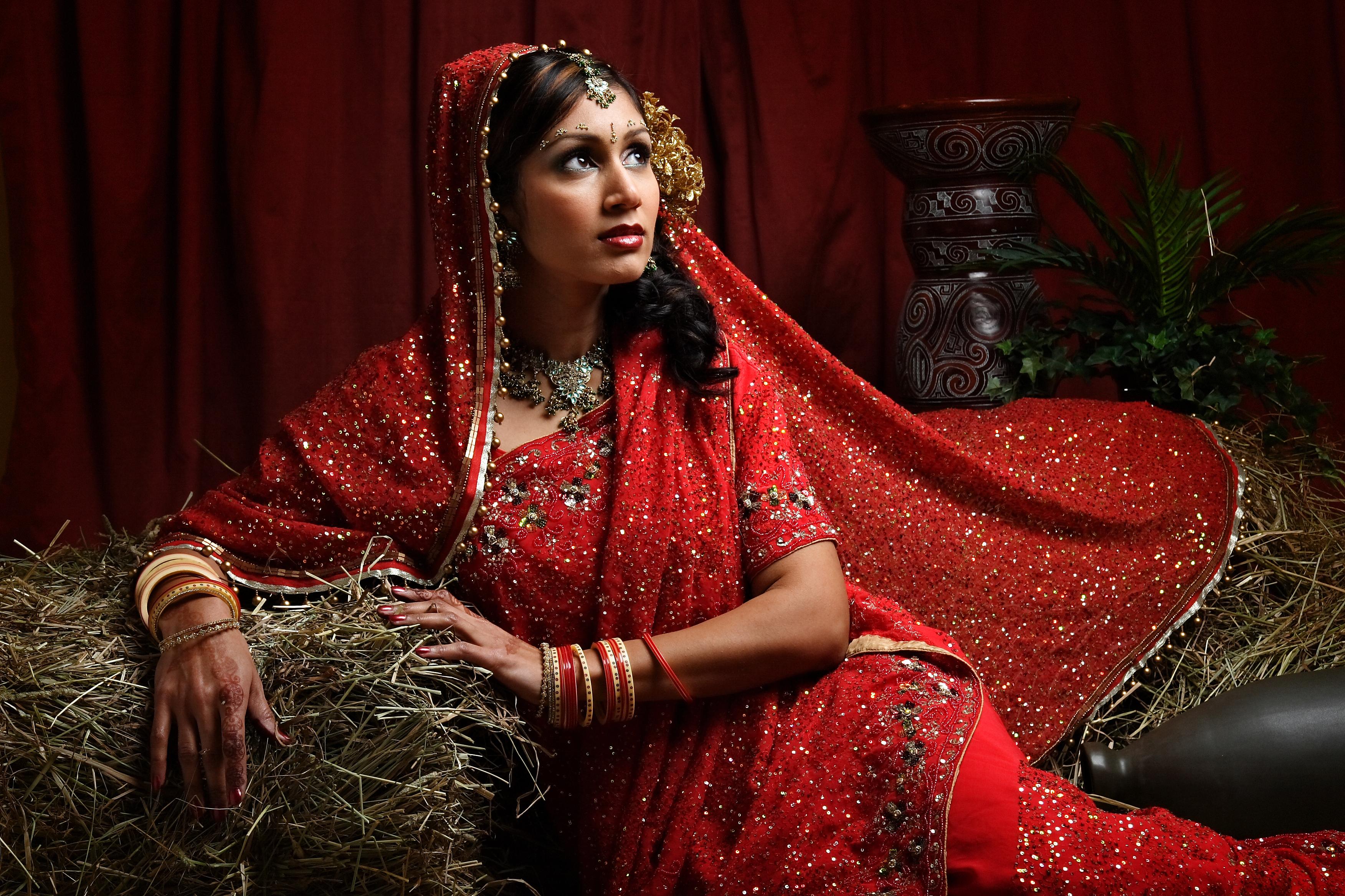 Фото девушка в образе индианки 23 фотография