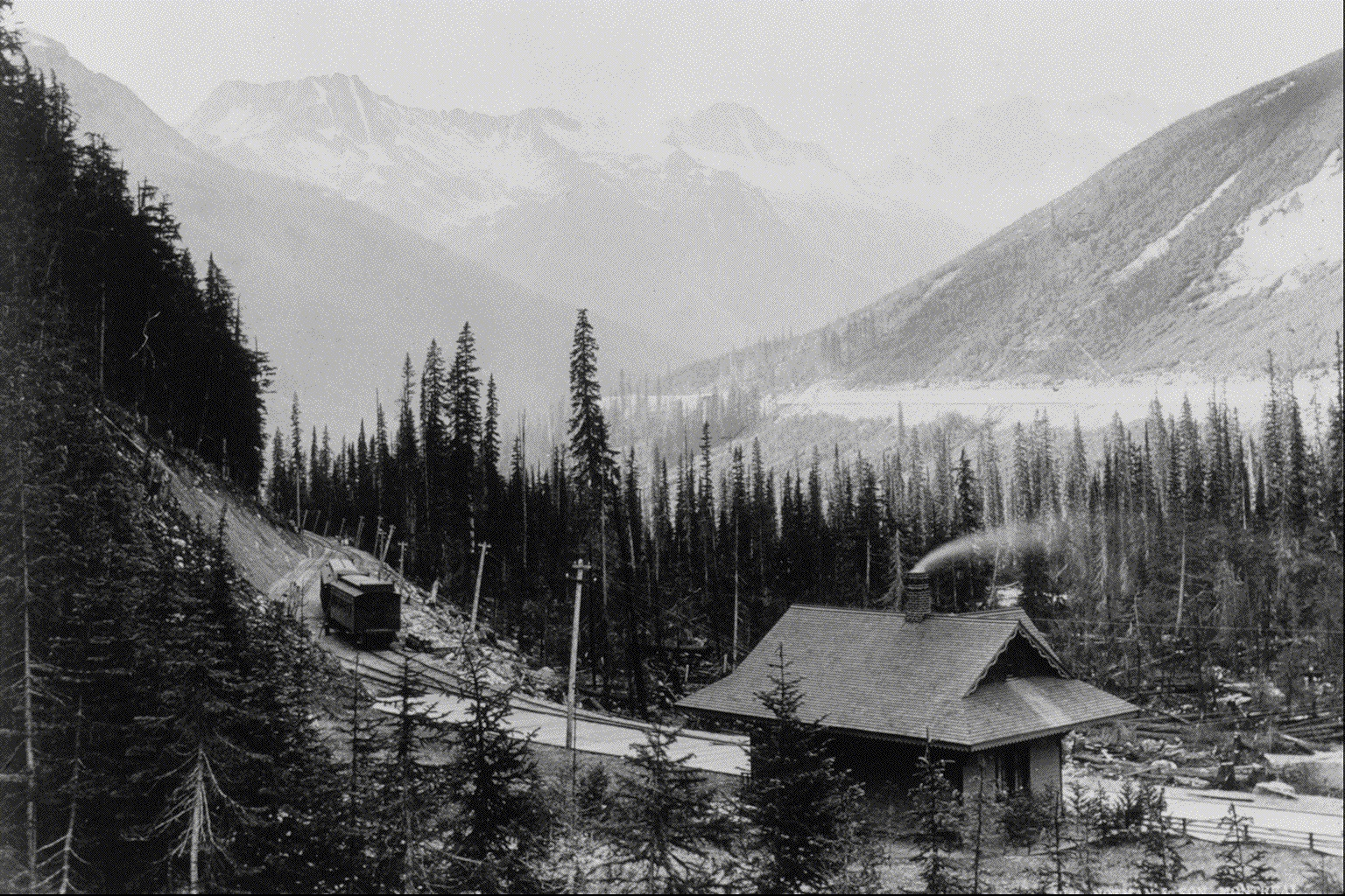 a history of the canadian pacific railway in eastern canada